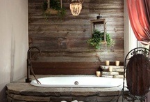 BathRooms / by Inspiration Green