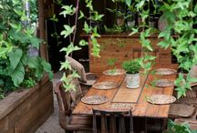 A TABLE / by althea siegfried