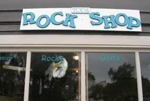 Rock Museums & Shops / Rock Museums & Shops / by Button Art Museum (BAM)