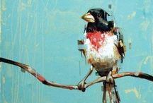 Paint brushes / by Kimberley Thomas