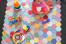 Sew, Sew Cute / Quilts, projects, idea / by Debi Krogh-Michna