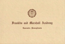 F&M Academy Photo Books / by Archives & Special Collections, Franklin & Marshall College