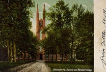 F&M Postcards / by Archives & Special Collections, Franklin & Marshall College