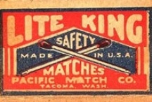 Vintage Matches / All things matchbook, match box and match art related.  / by Jeremy Pruitt