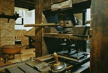 Gutenberg Press / by Archives & Special Collections, Franklin & Marshall College