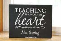Teaching / by Heather Reyes