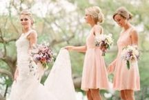 Bridesmaids / Bridesmaids ideas for every type of wedding / by Hukkster