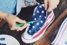 Fourth of July Essentials / by Hukkster
