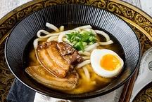Asian Food / by Kris Lee