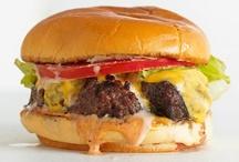 Sandwiches & Burgers / by Kris Lee