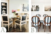 ~ VOTE on DECOR ~ / by Home & Garden Events