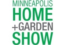 Minneapolis Home & Garden Show / The Minneapolis Home & Garden Show features exciting retailers, celebrities, and thousands of new products for your home + garden - #MHS13 / by Home & Garden Events
