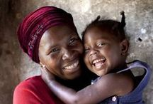 Faces Africa - Woman and Child / by Annabel Young