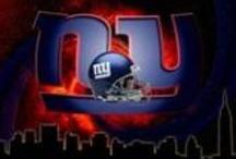 NY Giants my team / by James Dupree