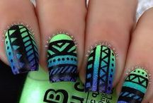 Nails / by Brittani Jones