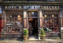the shop around the corner / Someday... / by Robin Zaleski
