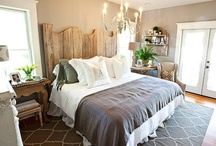 Bedrooms / by The Ironstone Nest