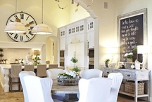 Dining Rooms / by The Ironstone Nest