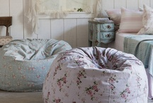 Kick your feet up / by Rachel Ashwell Shabby Chic Couture