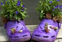 Nifty Garden Tips / by Sandy (Girlyfrog) Eyler
