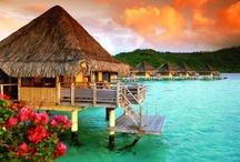 Dream Vacation / by Sandy (Girlyfrog) Eyler