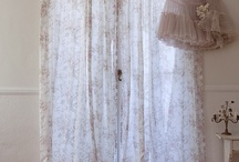 Curtains / by Rachel Ashwell Shabby Chic Couture