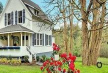 Farmhouse / by The Ironstone Nest
