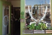Cafes & Restaurants / by The Ironstone Nest