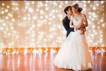 wedding decor  / by Christine Saunders