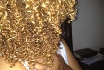 My hair inspirations / I Love my hair!  I wish it would look like this everyday. / by Kim Muhammad