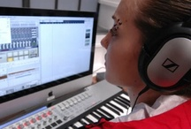 The Art of Music Production / Learning the skill of music making... / by Jamie D.