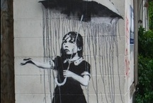#FreeART / #graffiti #streetart #nailart etc / by Hilda Riot