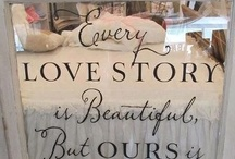 Love Story / by Sincerity Bridal