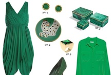 Color of the Year: Emerald Green  / by Sincerity Bridal