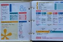 GTD - Planners / Planners - Paperwork - important papers - Home Management planners printables, worksheets / by Laurie Harris