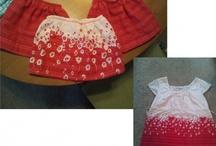 clothing refashion  / by Jen