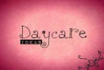 Daycare Ideas / Ideas for set up, storage and other general ideas. / by Nissa Wennihan