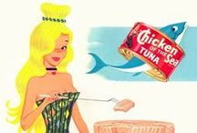 Vintage Ads / by Amy of the Hills