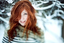 Redheads  / by Kirsty Larmour