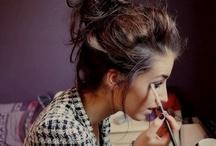 Make Up / by Amy Hendrix