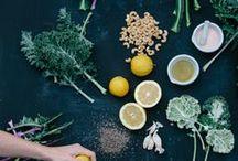 Beautiful Food + Good Eats / by Joy Laforme