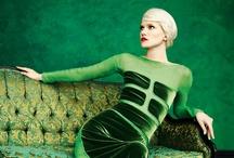 Fashion-Greens / by Kristine Mills