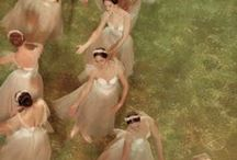 At the Ballet / by Joy Laforme