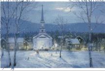 Christmas Cross Stitch / by Pinoy Stitch