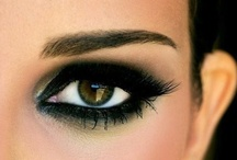 Eyes Are The Window To The Soul / Eye makeup I love / by Amy Hendrix
