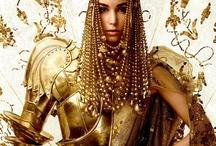 Fashion-Everything GOLD / by Kristine Mills