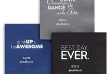 Favorite Cocktail Napkins / This is BIG! Our Best-Selling Napkins - Now from $9.99 / by The Knot Wedding Shop
