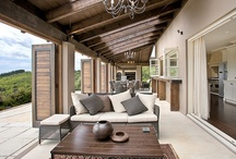 Porch Party Anyone?  / Beautiful outdoor spaces  / by Lace And Curls