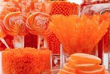 Orange Rays / by Edwina Washington Poindexter
