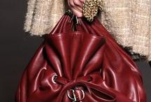 Burgangy /Blood red / by Edwina Washington Poindexter